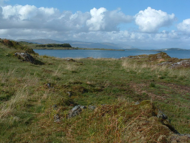 North from Rhuba nan Gall Mor