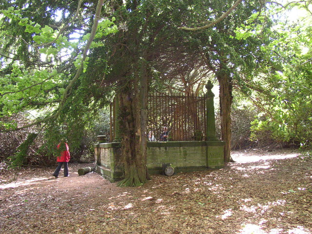 Robin Hood's Grave, Clifton