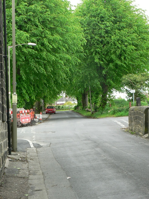 Burley Lane and Cragg Road, Horsforth