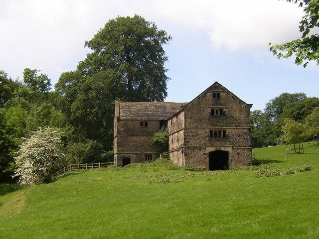 Malthouse, Kirklees Home Farm, Clifton