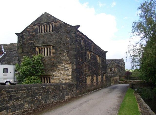 Stable block, Kirklees Home Farm, Clifton