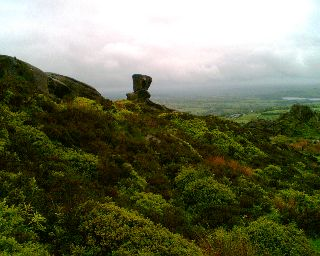 Ramshaw Rocks in May