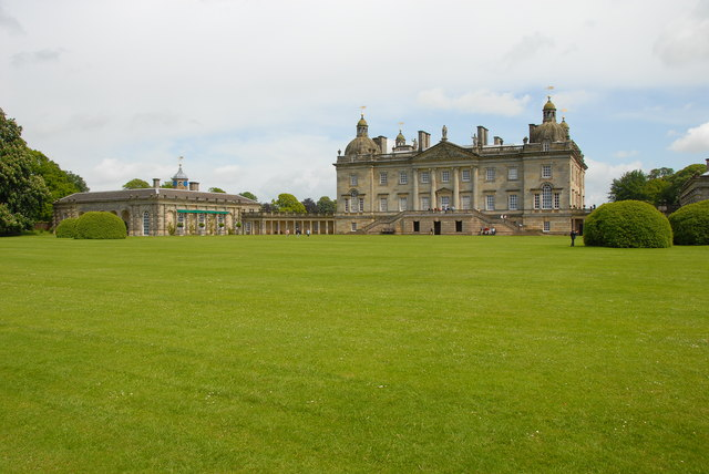 Houghton Hall, Norfolk