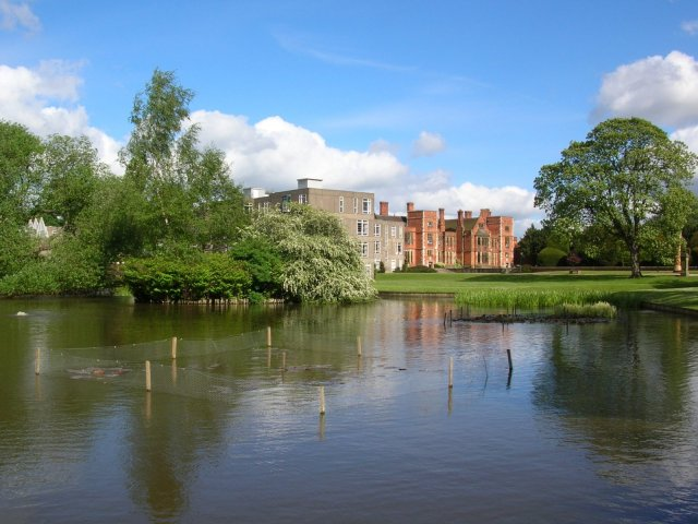 Heslington Hall & Derwent College