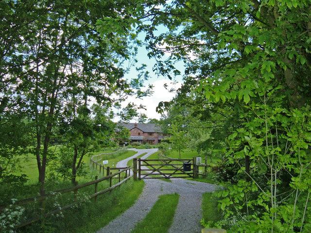 Foden Bridge Farm
