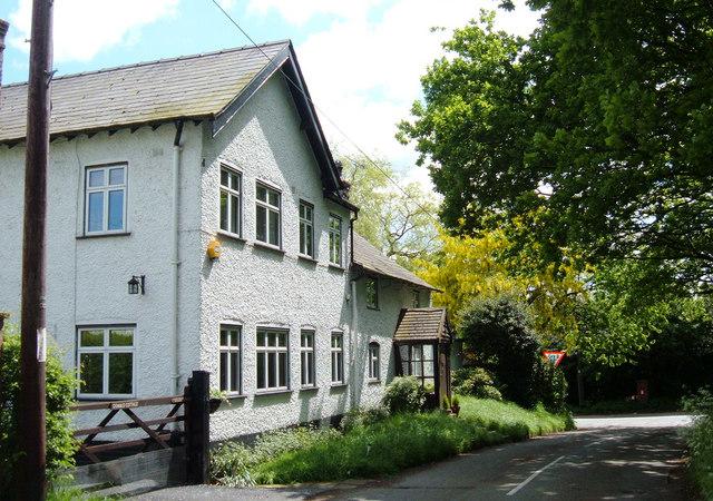 Oswald Cottage, Alderley Edge