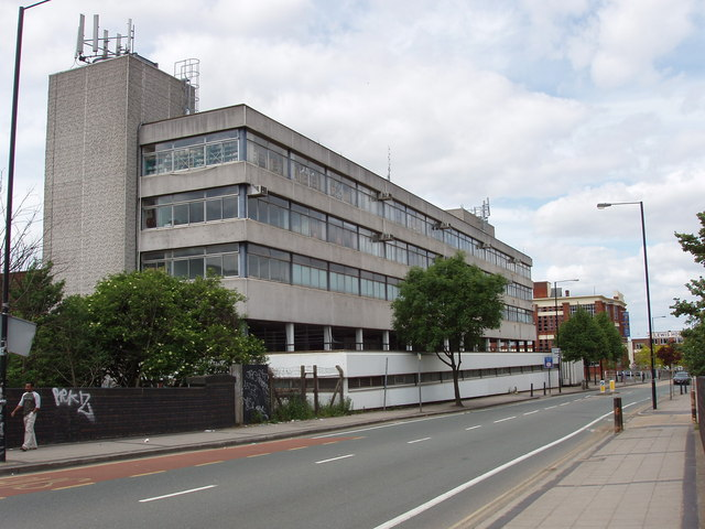 Office block, Park Royal
