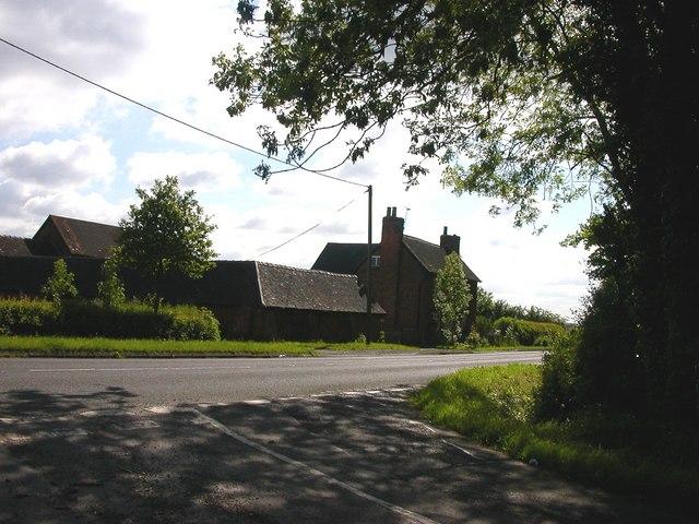 Monks Kirby - Brockhurst Lane