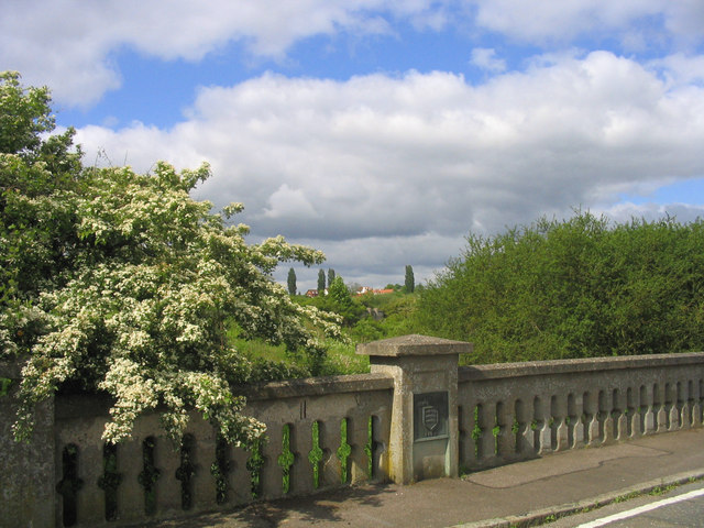 High Ongar Bridge (south-side)