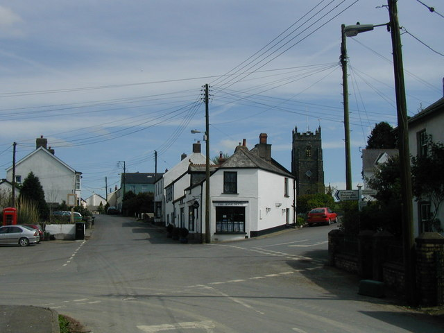 The Square, West Down