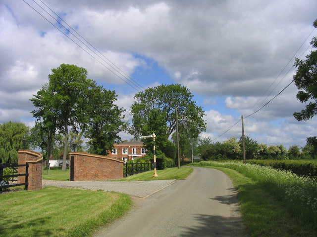 Norwood End, near Fyfield