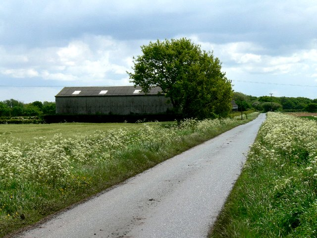 Shed on Arglam Lane