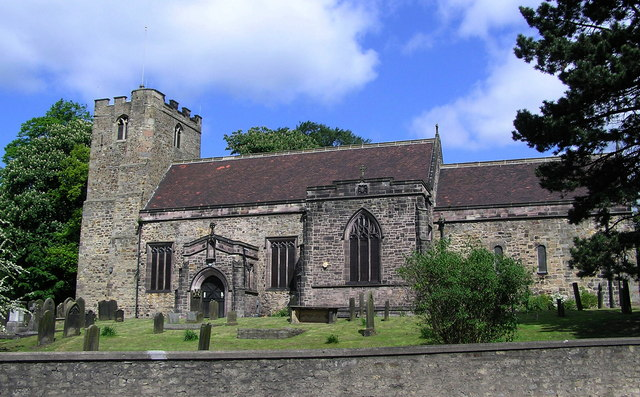 St.Andrew's Church  :  Haughton-le-Skerne