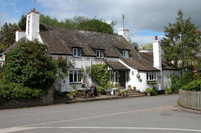 The Pandy Inn, Dorstone