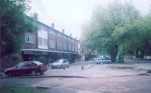 Holyhead Road shops