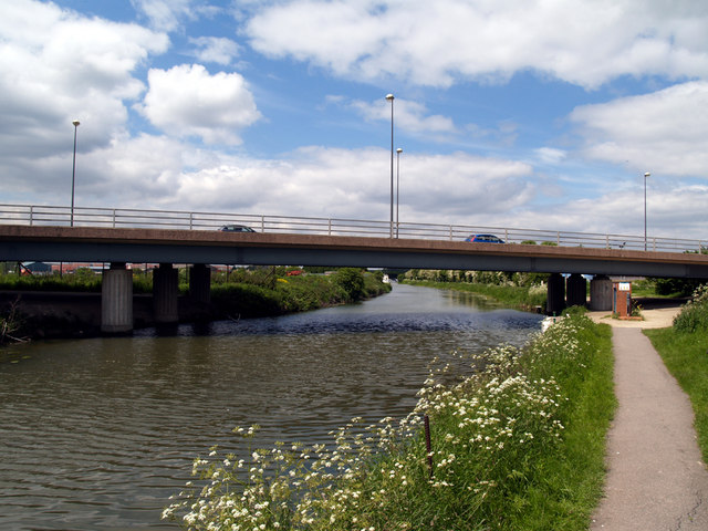 A18 Bridge over New River Ancholme