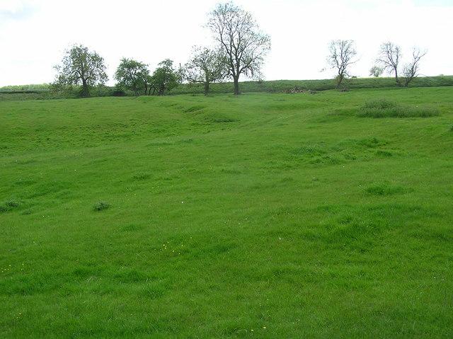 Preston-le-Skerne :  Medieval Village