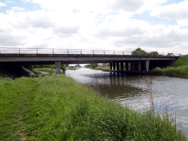 M180 Bridge over New River Ancholme
