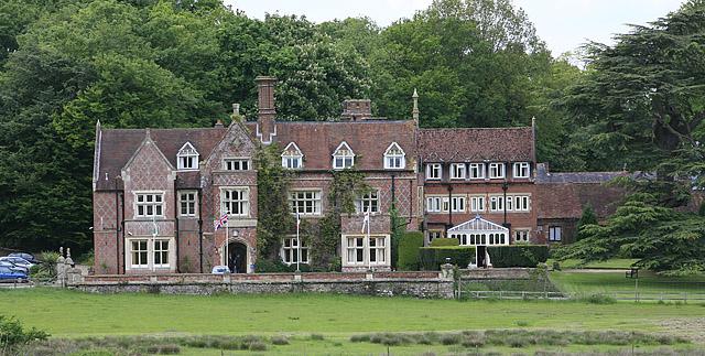 Burley Manor Hotel, Burley