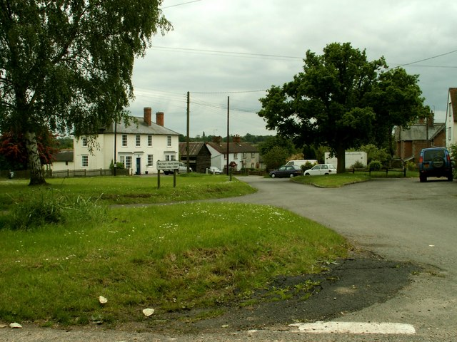 Greenstead Green, Essex