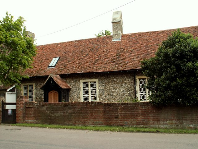The Old School, Greenstead Green, Essex