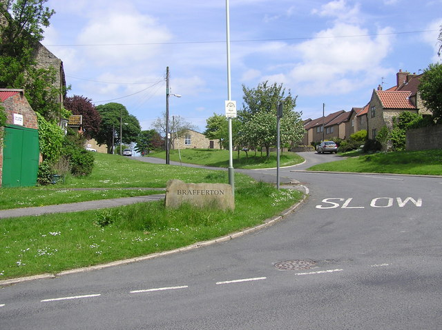Brafferton Village.