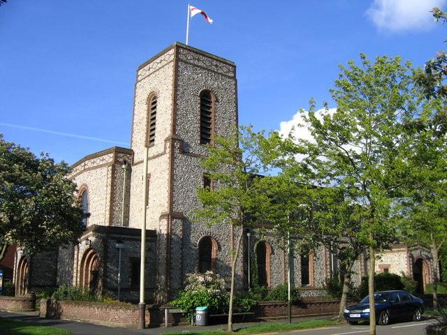 St. Alban's, Lakenham