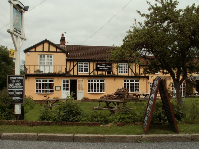 'The Victory Inn', Wickham St. Paul, Essex