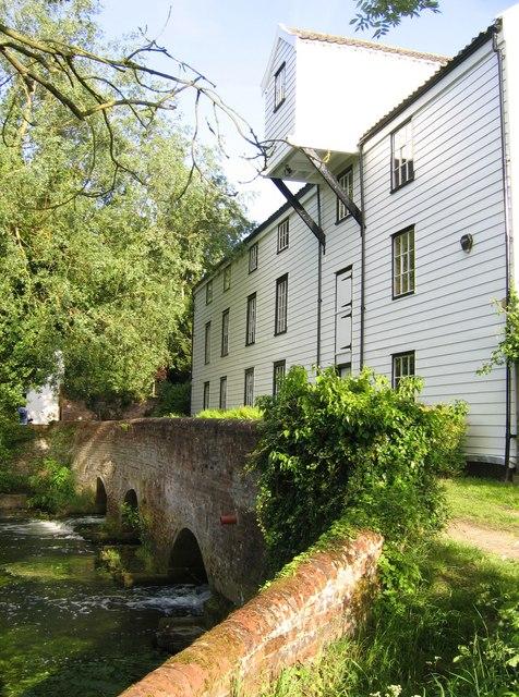 Keswick Mill