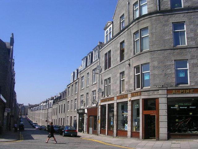 Ashvale Place, Aberdeen
