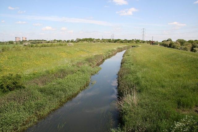 Smallholme & Tilts drain