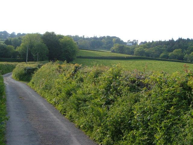 Lane to Bowdley