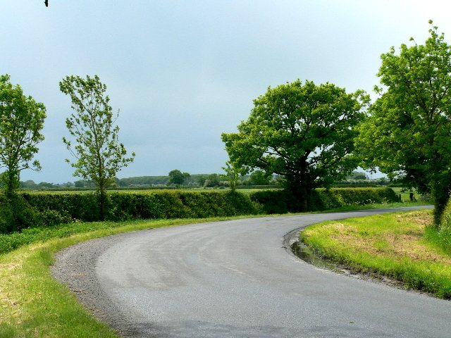 Road South from Seaton Ross