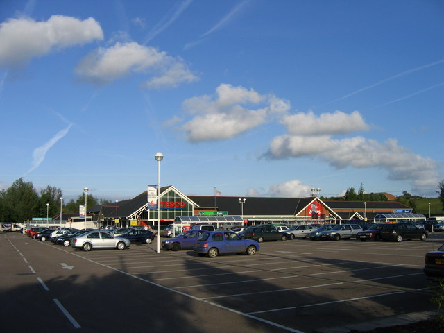 Harford Bridge Tesco