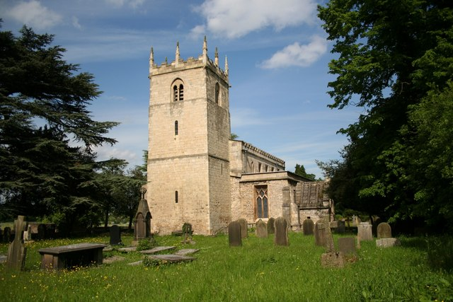 All Saints' church, Owston
