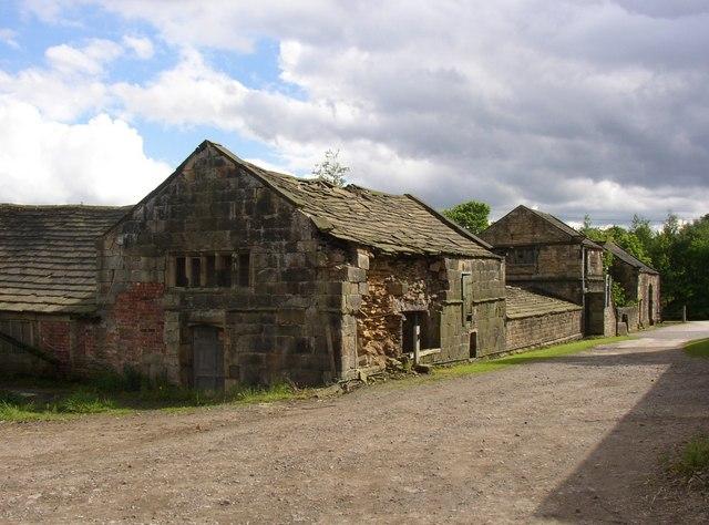 Former slaughter house, Kirklees Home Farm, Clifton