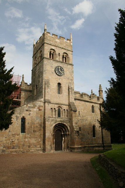St.Mary Magdalene's church, Campsall