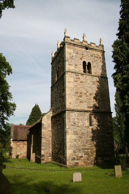 St. Helen's church tower
