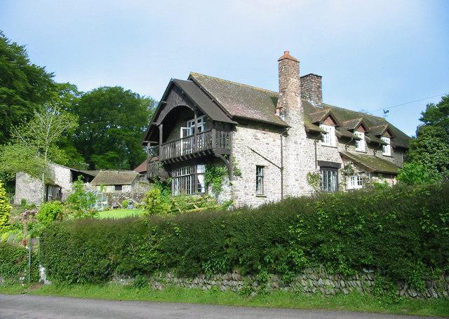 Cloutsham Farm Exmoor Somerset