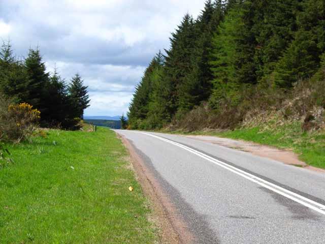 Summit of the Slug Road