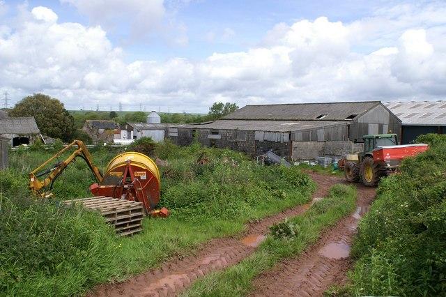 Alleston Farm