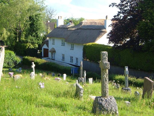 Sexton's Cottage, Tipton St John