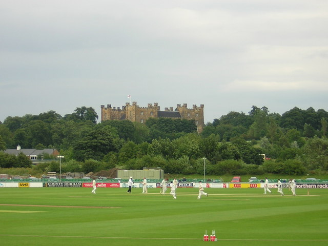 Cricket at Chester-le-street