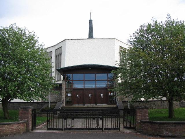 St. Pauls R.C. church