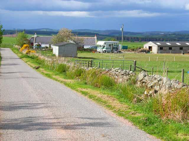 Near Maryculter
