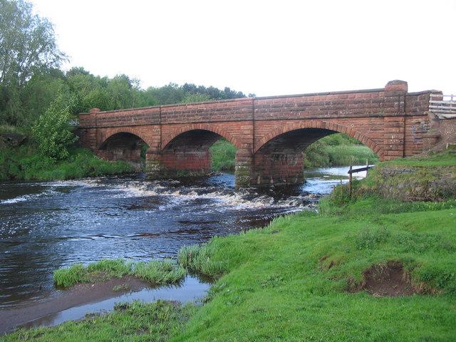 Holmsford Bridge