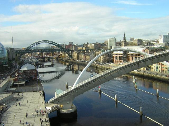 Bridges opening up