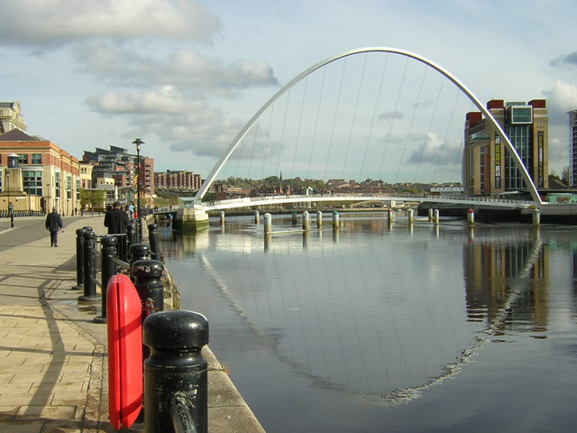 Bridge and the Baltic