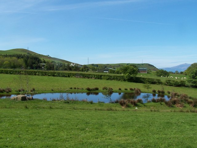 West Kilbride - Dalry Moor Road, Blackshaw Farm