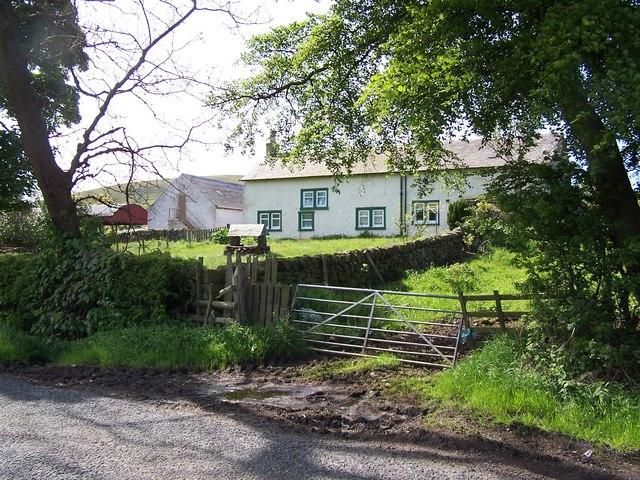 West Kilbride - Dalry Moor Road, Gill Farm
